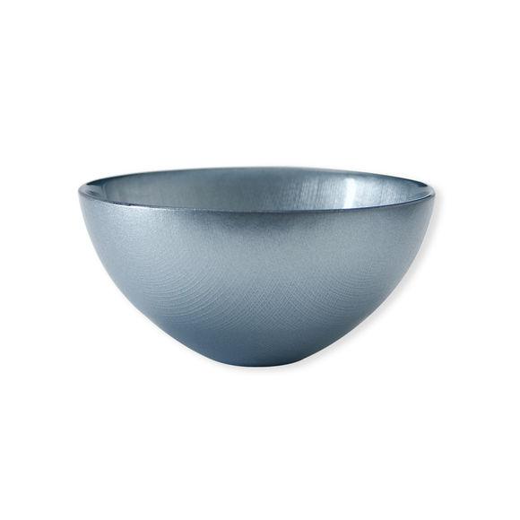 Coupelle en verre bleu 25cl