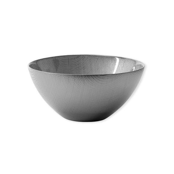 Coupelle en verre gris 25cl