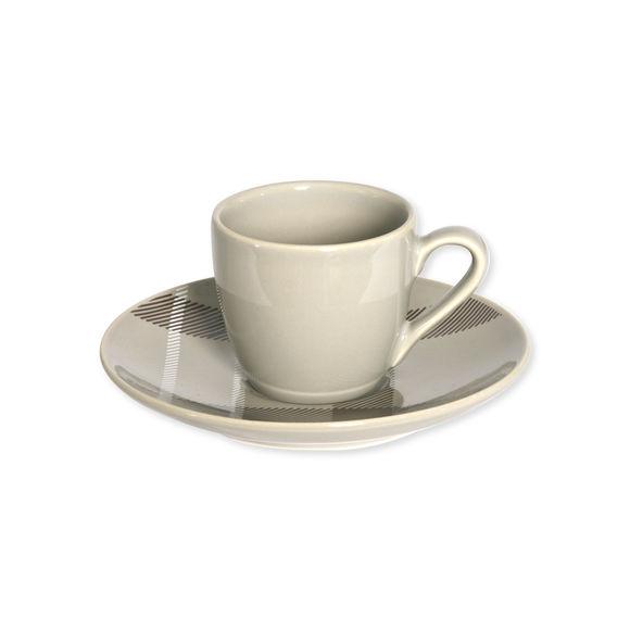 Tasse à café en grès ficelle 10cl