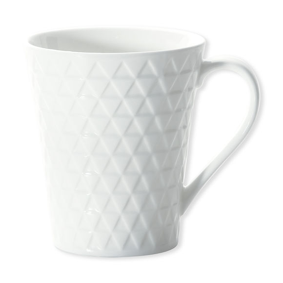 Mug en porcelaine 25cl - Lot de 6