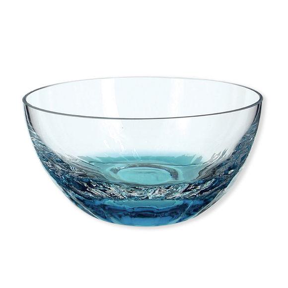 Coupelle à glace couleur bleu 27cl