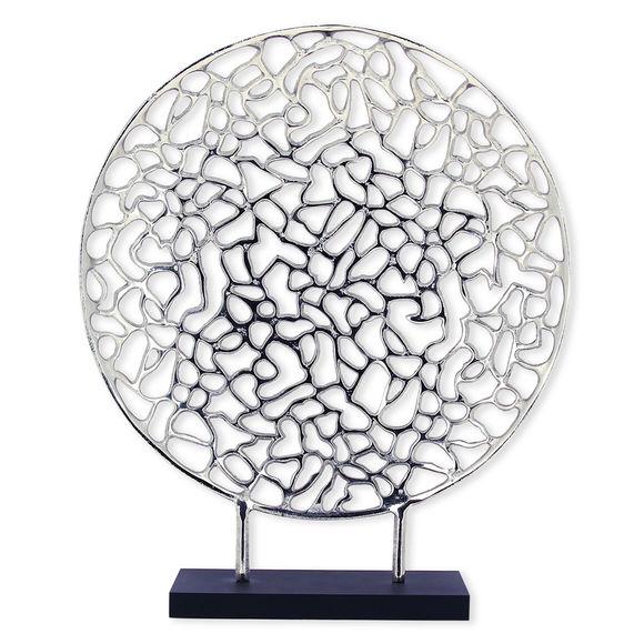 Statuette en métal 51cm
