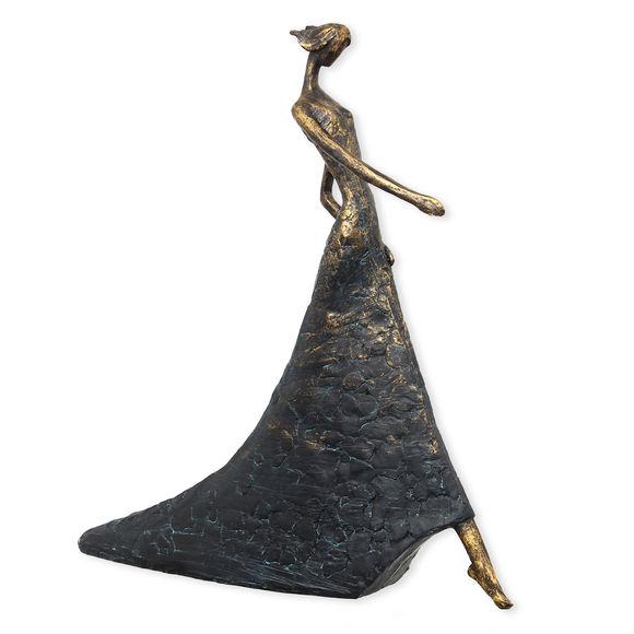 Statuette en résine 35cm