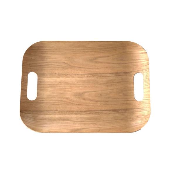 Plateau en bois 40x31cm