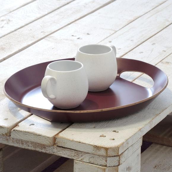 plateau de service en bois plateau design en bois. Black Bedroom Furniture Sets. Home Design Ideas