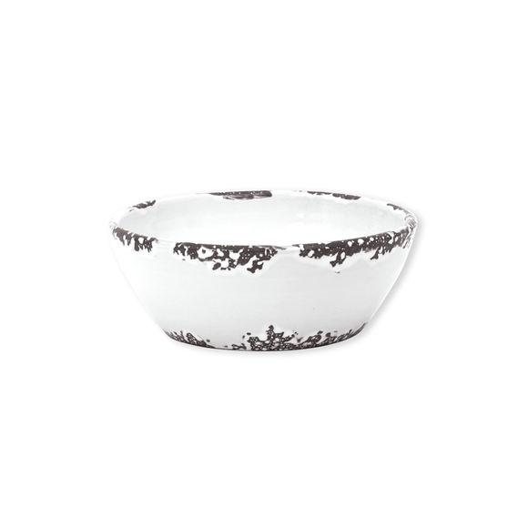 Saladier blanc en céramique 20cm