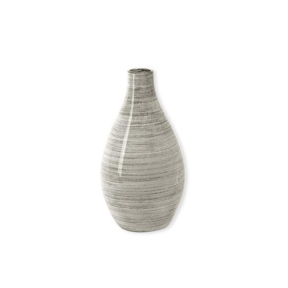 Vase ethnique en céramique 31cm