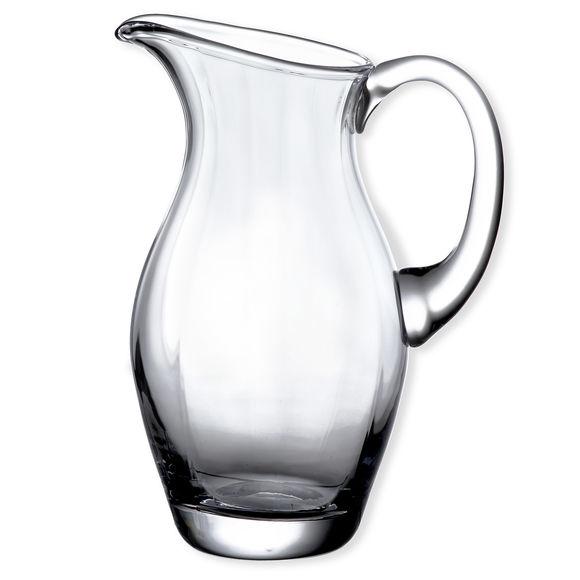 Pichet en verre soufflé bouche 1,3L