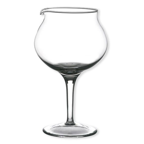 Carafe à décanter en verre soufflé bouche 1,6L