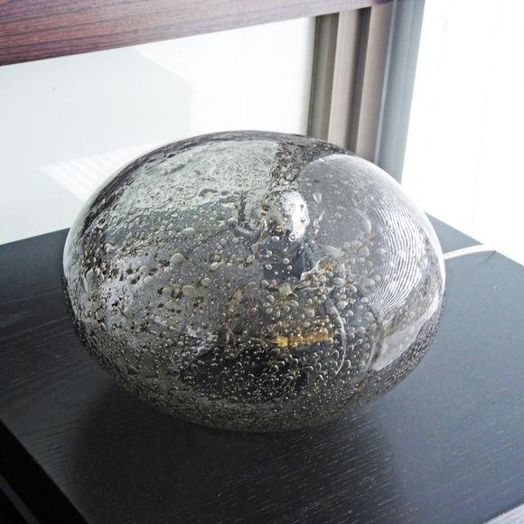 lampe en verre souffl bouche design objets d co bruno. Black Bedroom Furniture Sets. Home Design Ideas