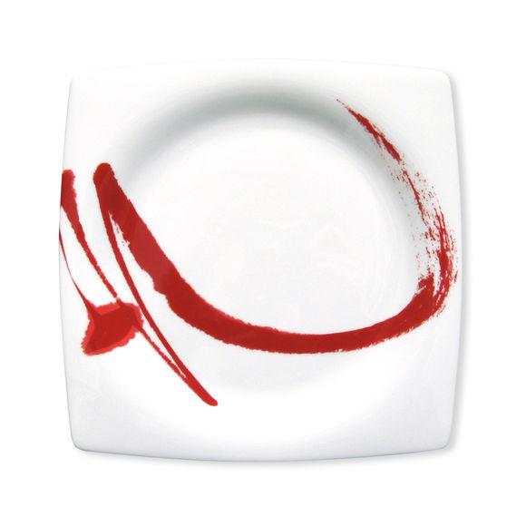 Assiette dessert en porcelaine 21cm