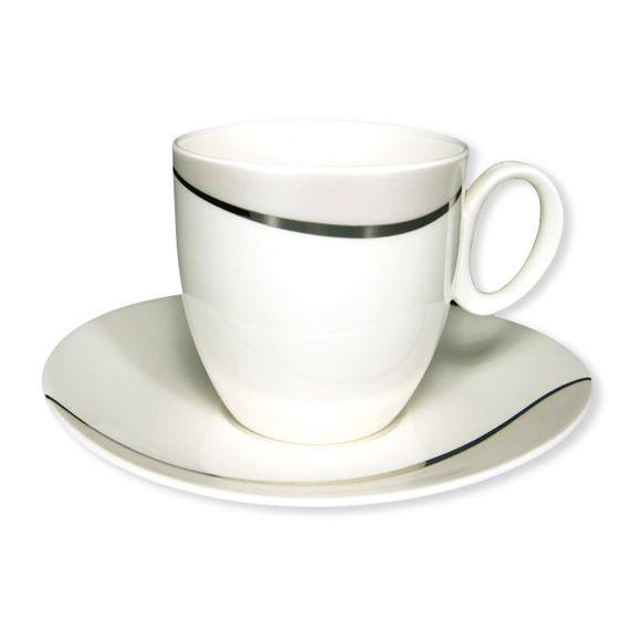 WAVE Paire-tasse thé