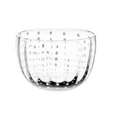 Coupelle en verre soufflé bouche 10cm
