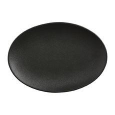 Plat ovale en porcelaine 30x22cm