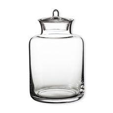 Bonbonnière en verre 1,4L