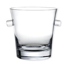 Seau à champagne en verre 4L