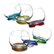 CULBUTO Коробка 6 чашек разных цветов