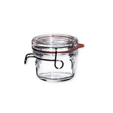 Bocaux en verre avec couvercle 12cl