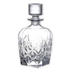 Carafe à whisky en verre luxion 0,86L