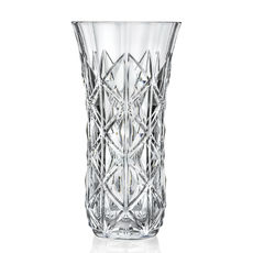 Vase en verre transparent 30cm