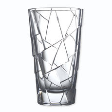 Vase en cristal 30cm