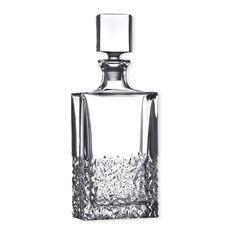 Carafe à whisky en cristal 1L