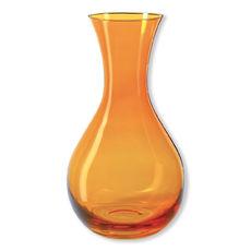 Carafon en verre jaune 1,2L