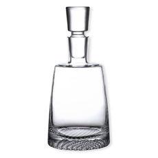 Carafe à whisky en verre soufflé bouche 0,95L