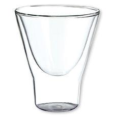 Verrine en verre double paroi 29cl - Lot de 4