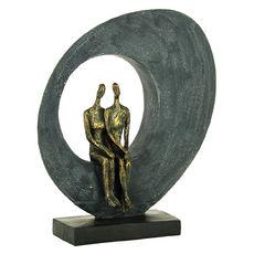 Statuette en résine 31cm