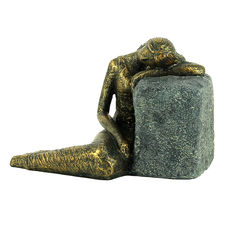 Statuette en résine 24cm