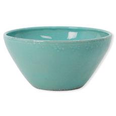 Saladier bleu clair en céramique 30cm