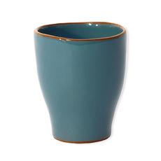 Tasse à thé turquoise en céramique 30cl