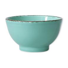 Bol en grès bleu turquoise 60cl