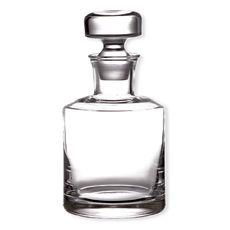 Carafe à whisky en verre soufflé bouche 0,7L