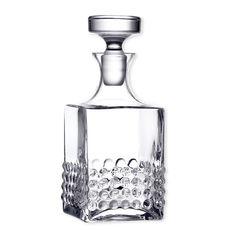Carafe à whisky en verre soufflé bouche 0,75L